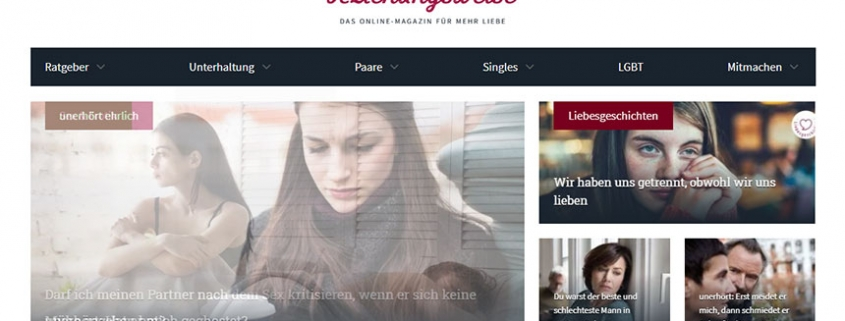 Beziehungsweise Online Magazin