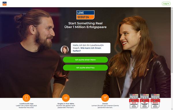 ▷ Partnervermittlungen im Test & Vergleich | blogger.com